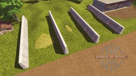 Silage pit für Farming Simulator 2013