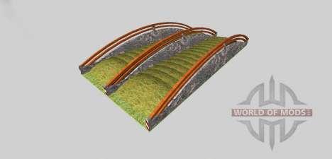 Fosse d'ensilage v5.0 pour Farming Simulator 2013