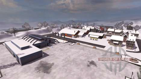 L'hiver pour Farming Simulator 2013