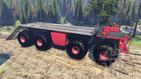 Monster truck pour Spin Tires