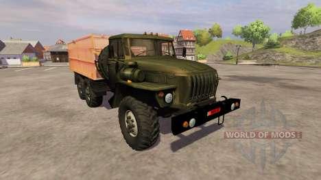 Ural-4320 landwirtschaftliche für Farming Simulator 2013