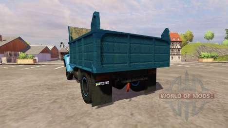 ZIL 130 MMP-4502 blau für Farming Simulator 2013