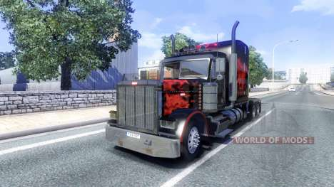 Peterbilt 379 [Fixed] für Euro Truck Simulator 2