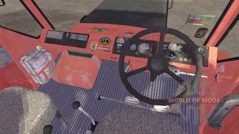 HTZ CD-09 v1.1 pour Farming Simulator 2013
