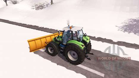 Winter für Farming Simulator 2013