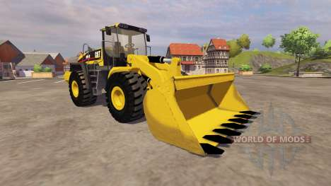 Caterpillar 966H für Farming Simulator 2013