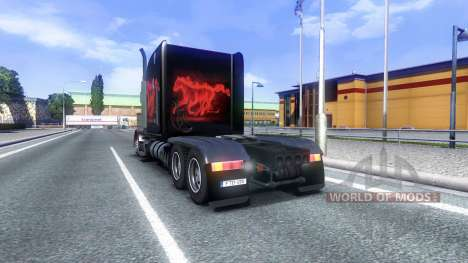 Peterbilt 379 [Edit] pour Euro Truck Simulator 2