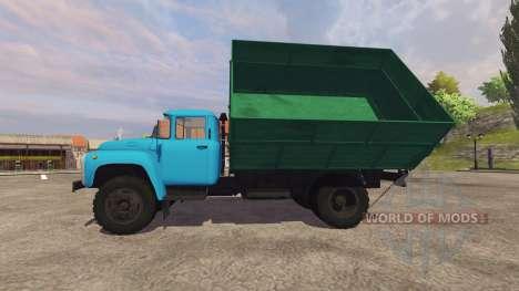 ZIL 130 MSW 554 pour Farming Simulator 2013