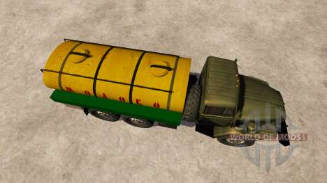 Ural-4320 lait pour Farming Simulator 2013