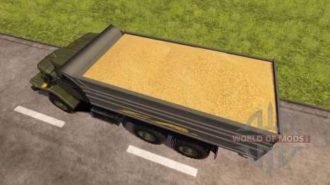 Ural-4320 camion pour Farming Simulator 2013