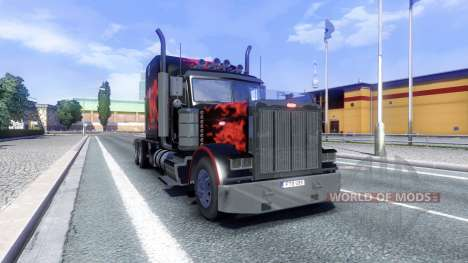 Peterbilt 379 [Edit] für Euro Truck Simulator 2