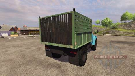 ZIL 130 MMZ 4502 v2.0 pour Farming Simulator 2013