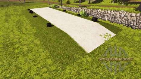 Fosse d'ensilage (hébergé) pour Farming Simulator 2013