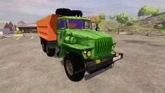 Ural-4320 Enten