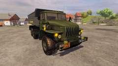 Ural-4320 LKW