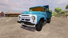 ZIL 130 MMP-4502 blau