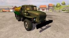 Ural-4320 Milch