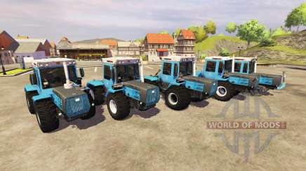 HTZ pack v2.0 pour Farming Simulator 2013