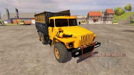 Ural-5557 für Farming Simulator 2013