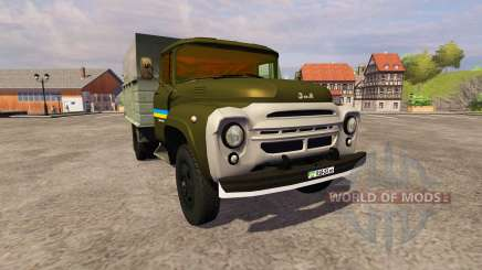 ZIL 130 MMP-4502 khaki für Farming Simulator 2013