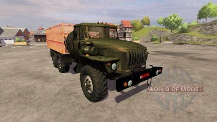 Ural-4320 agricole pour Farming Simulator 2013