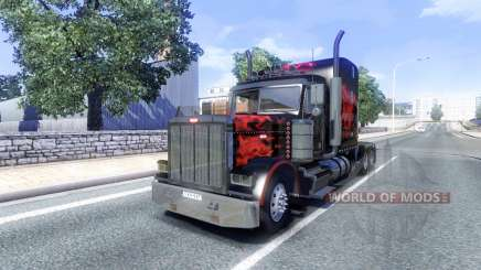 Peterbilt 379 [Fixed] pour Euro Truck Simulator 2