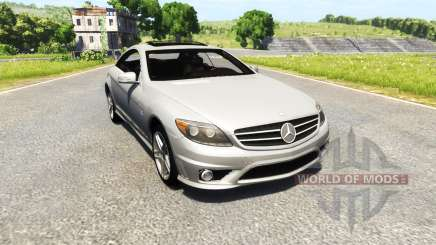 Mercedes-Benz CL65 AMG pour BeamNG Drive