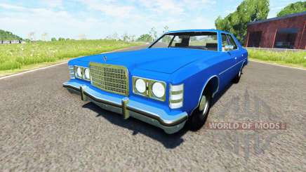Ford LTD 1975 pour BeamNG Drive