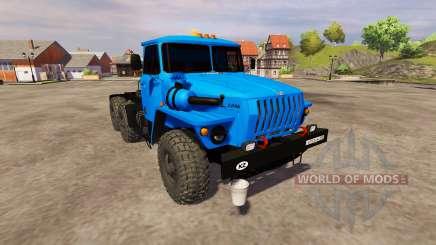 Ural-5557 v2.0 für Farming Simulator 2013
