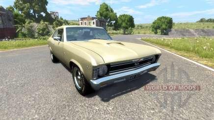 Chevrolet Nova 1968 für BeamNG Drive