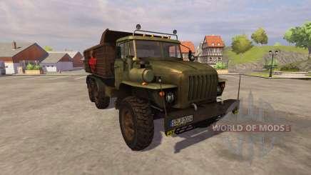 Ural-4320 SLP Édition pour Farming Simulator 2013