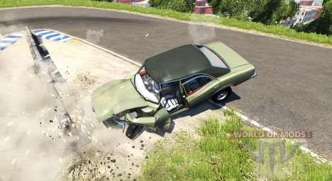 Ford Cortina pour BeamNG Drive