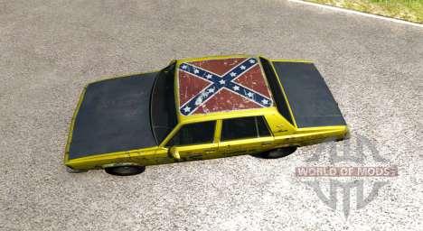 American Sedan skin3 pour BeamNG Drive