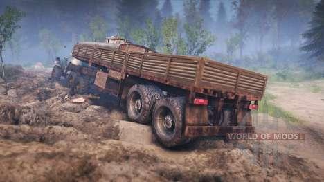 ZIL-157 v2.0 pour Spin Tires