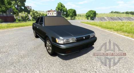 Toyota Chaser X81 1990 pour BeamNG Drive