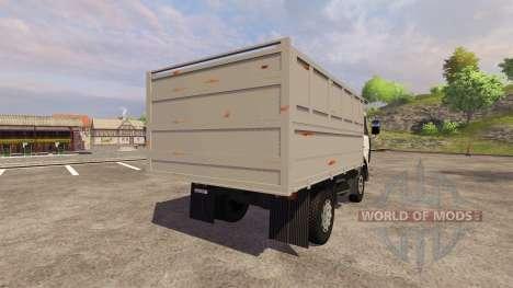 MAZ-5551 agricole pour Farming Simulator 2013
