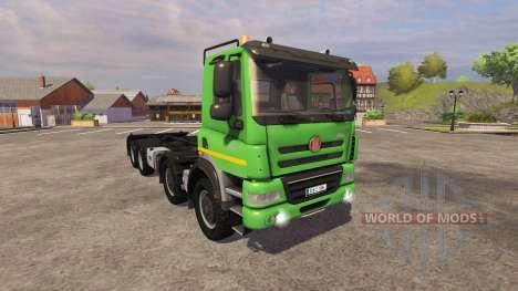 TATRA 158 8x8 Phoenix Agro für Farming Simulator 2013