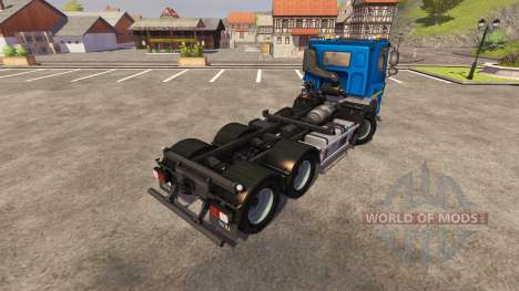 TATRA 158 6x6 Phoenix Agro pour Farming Simulator 2013