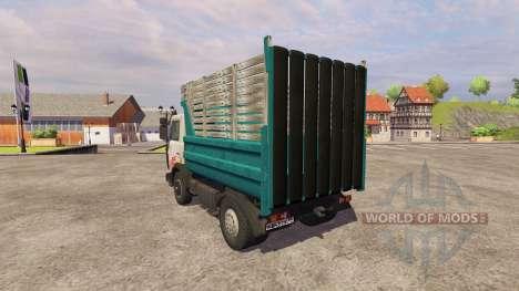 MAZ-5551 2011 für Farming Simulator 2013