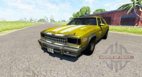 American Sedan skin2 für BeamNG Drive