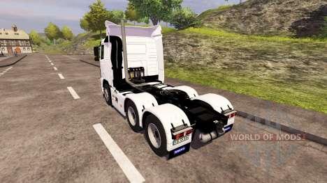 Volvo FH16 6x4 für Farming Simulator 2013
