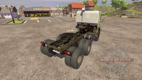 KamAZ-54115 2004 für Farming Simulator 2013