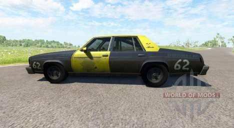 American Sedan skin4 pour BeamNG Drive