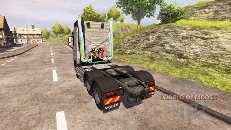 Volvo FH16 2012 pour Farming Simulator 2013
