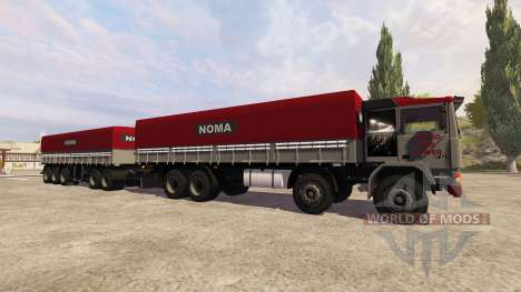 Volvo F12 für Farming Simulator 2013