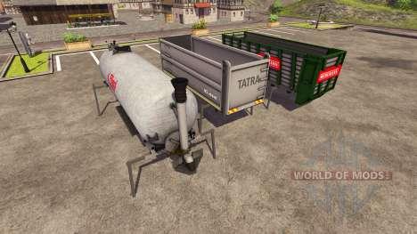 TATRA 158 8x8 Phoenix Agro pour Farming Simulator 2013