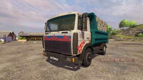 MAZ-5551 2011 pour Farming Simulator 2013