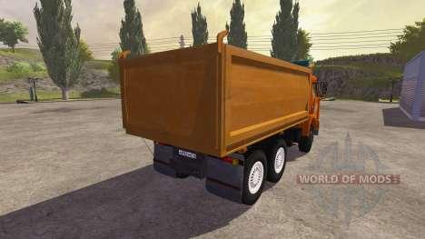 KamAZ-LKW 54115 für Farming Simulator 2013
