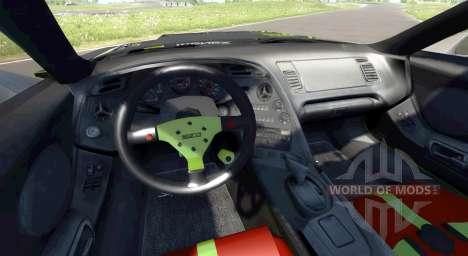 Toyota Supra Drift 1995 für BeamNG Drive