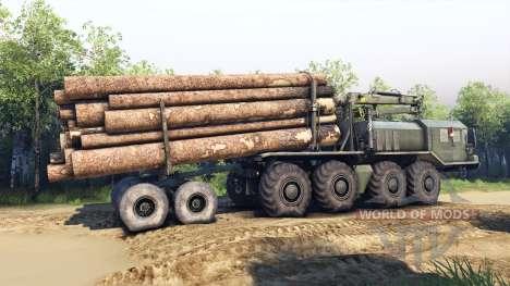 Les véhicules ont été modernisés-7428 Rusich pour Spin Tires